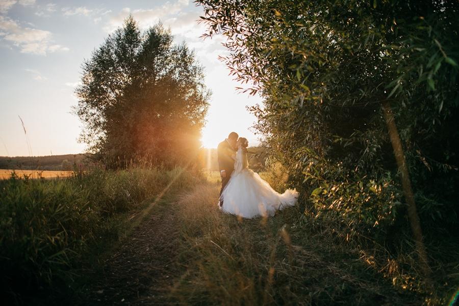 un joli mariage au domaine de grange de cond - Domaine De Raville Mariage